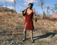 FO4 Red Dress