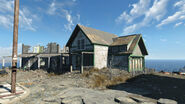 FO4 Salem Ruined Beach House