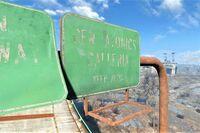 FO4 Street sign Gen Galler