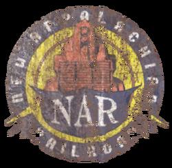 FO76 NAR sign