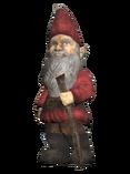 FO76 Red garden gnome