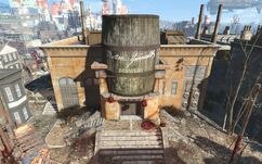 Fo4 location Gwinnett restaurant outside
