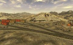 Gypsum Train Yard