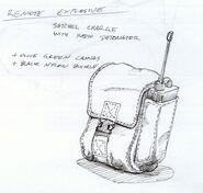 Remote Explosive