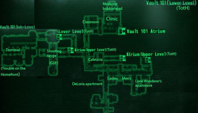 Arquivo:Vault 101 (lower level) loc map.jpg