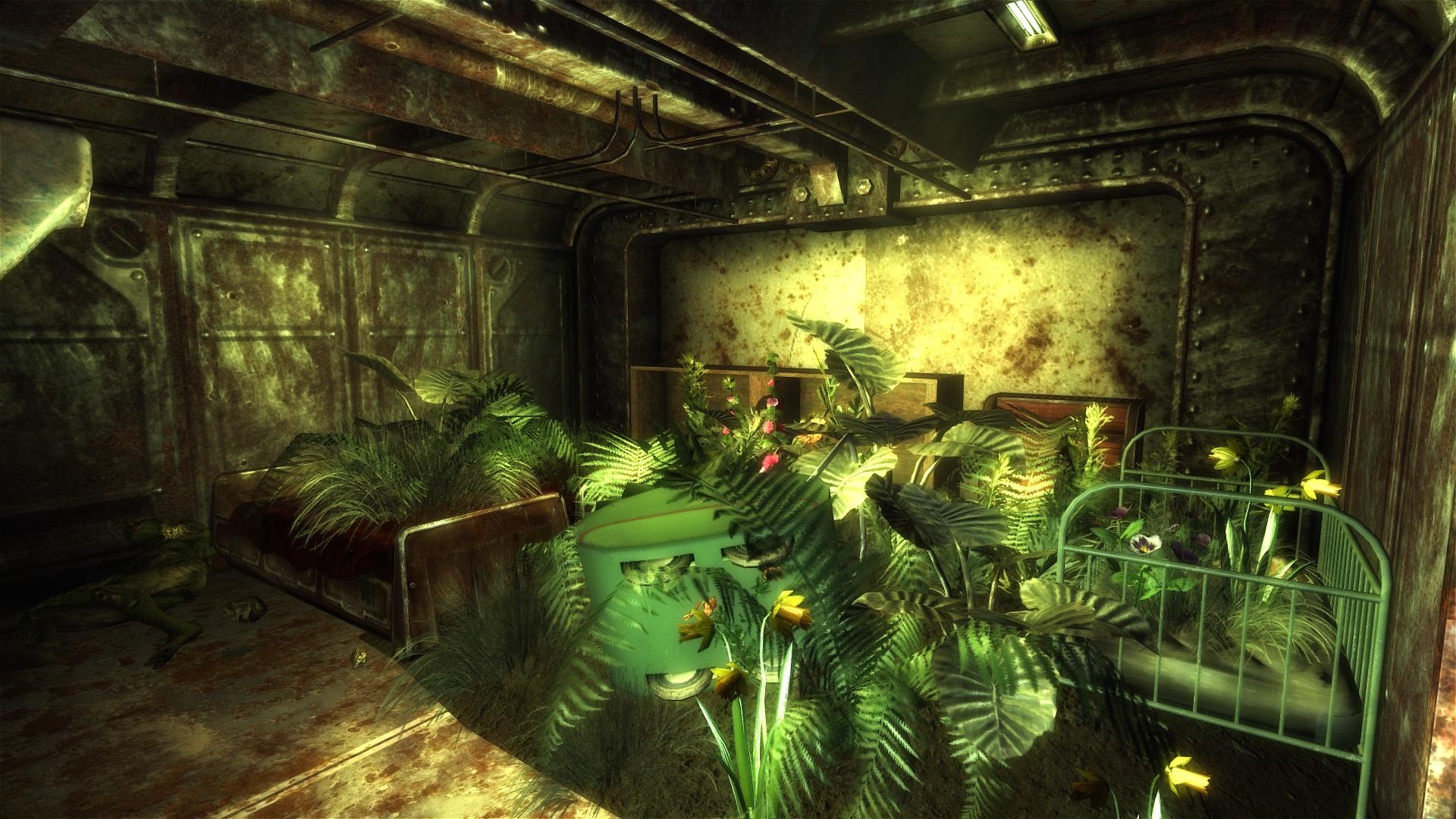 Vault 22 bedroom