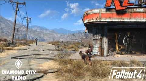 (Fallout 4) Radio Diamond City - Pistol Packin' Mama - Bing Crosby & The Andrews Sisters