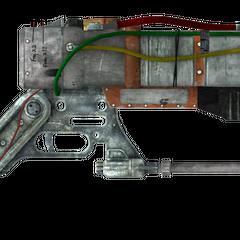 Прототип AER14 в <i>Fallout: New Vegas</i>.