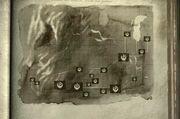 Bos map