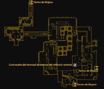 Esp Central eléctrica HELIOS 1 Mapa