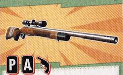 FBGNC hunting rifle