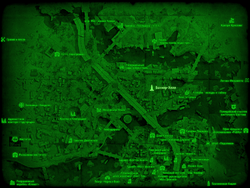 FO4 Банкер-Хилл (карта мира)