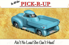 FO4 Art of FO4 Pick R Up Truck