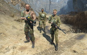 FO4 Customs Gunners