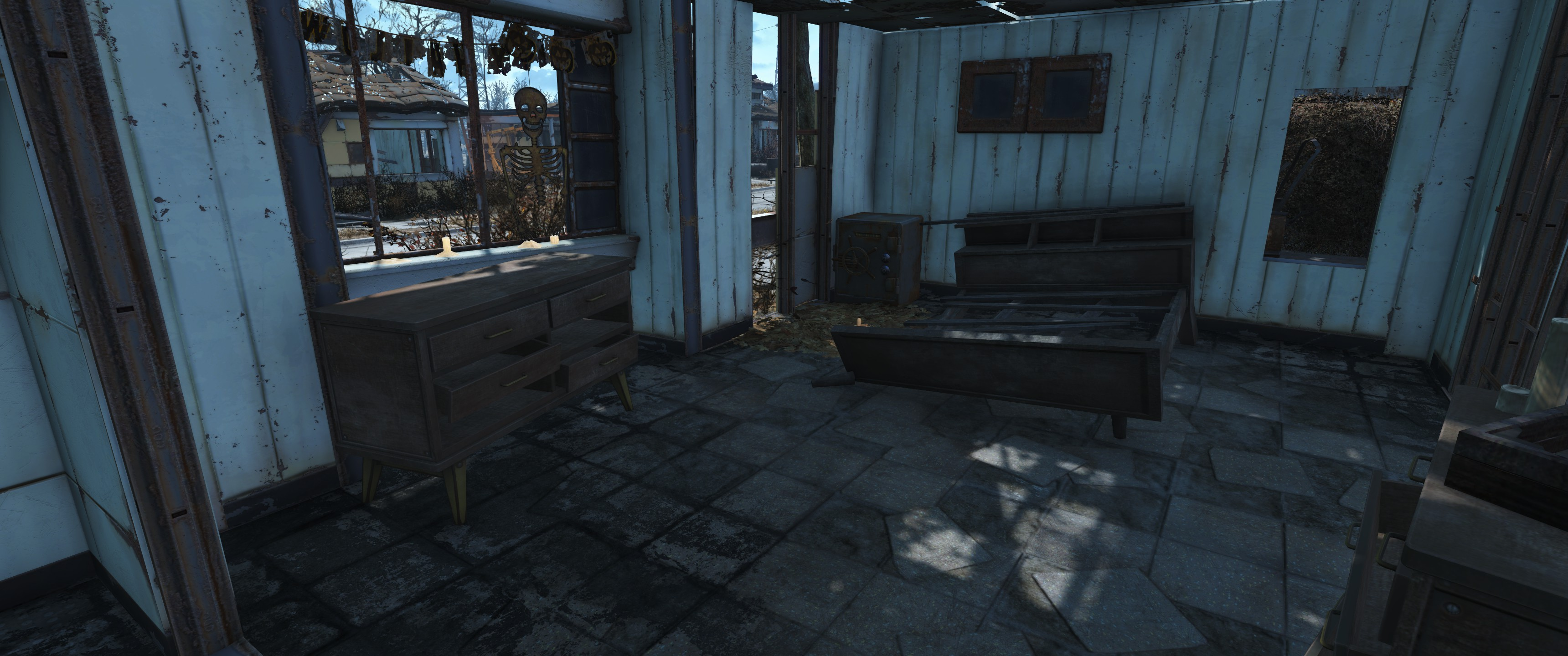 FO4 Sanctuary safe