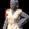 FO76 Atomic Shop - Cream dress