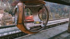 FO76 Vault-Tec University (Monorail maintenance log 30045)