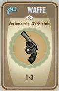 FOS Karte - Verbesserte 32-Pistole