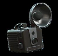 Undamaged camera
