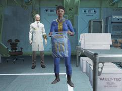 Vault 111 Put on your suit