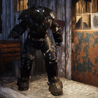 Atx skin powerarmor paint carbon c11
