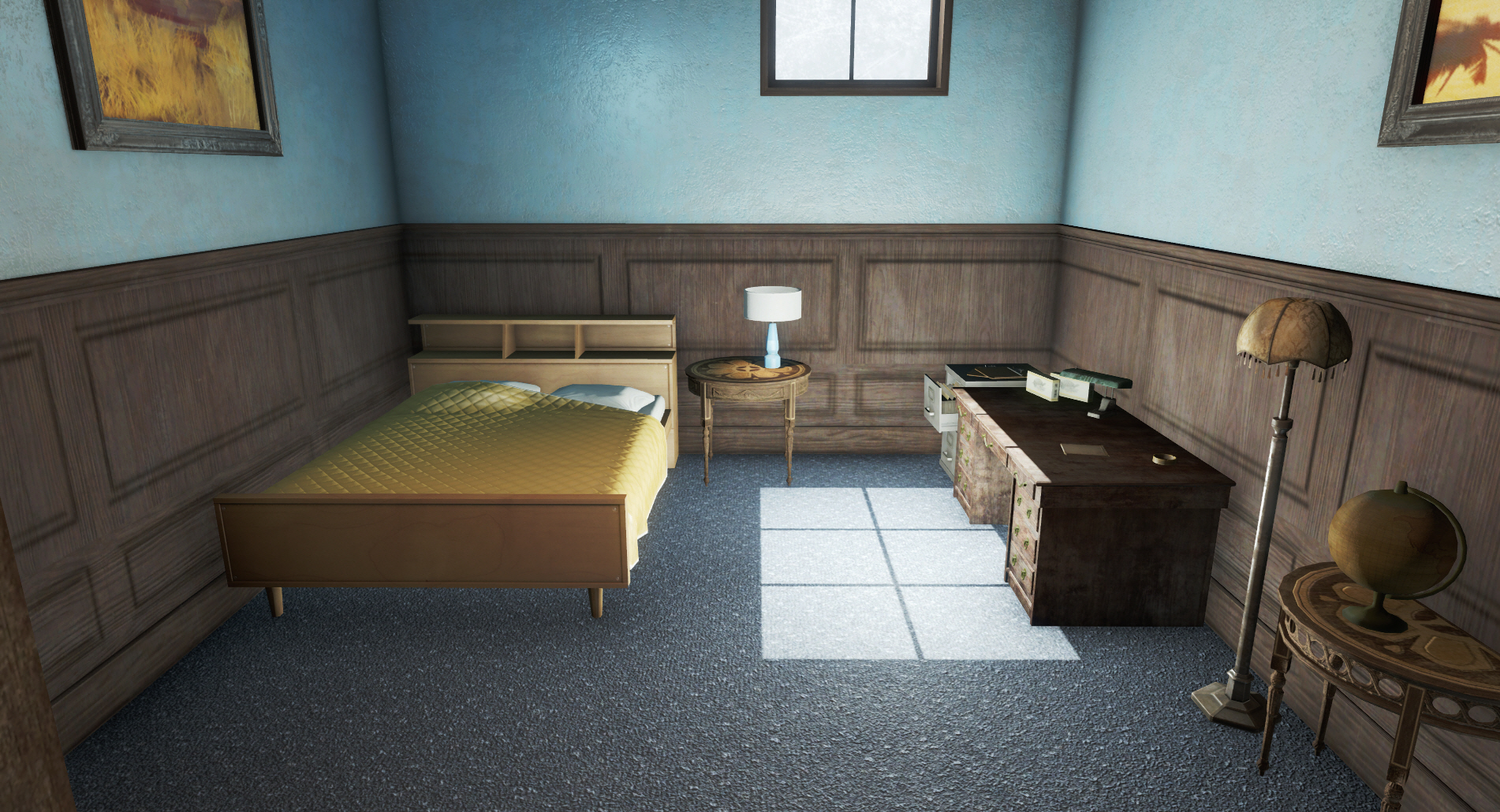 CabotHouse-Room1-Fallout4