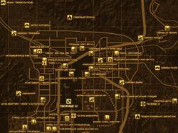 FNV Карта УБЕЖИЩЕ 21