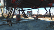 FO4 Red Rocket truck stop (3)