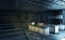 FO4 Slocum's Joe cellar