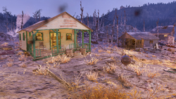 FO76 Kiddie Corner cabins