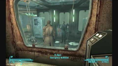 Fallout 3 Colonel Autumn's 10mm Pistol & Uniform