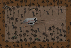 Fo2 Federation Crash Site special encounter