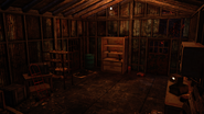Fo76 Vault 63 shack interior BETA
