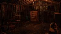 Fo76 Vault 63 shack interior BETA