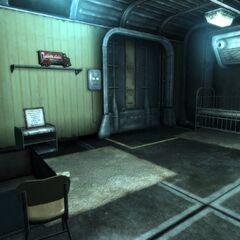 Кімната самотнього мандрівника