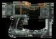Pistolet laserowy