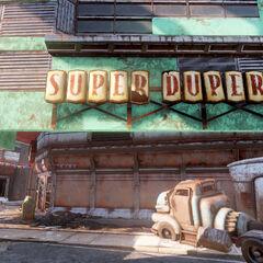 Super Duper Mart
