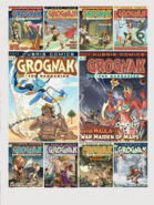 Art of Fallout 4 Grognak collage