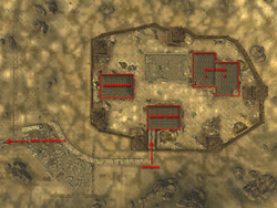FNV NCRCF Birdseye Map