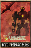 FO4 Poster Their warmachine