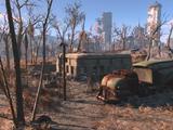 Военный блокпост Южного Бостона