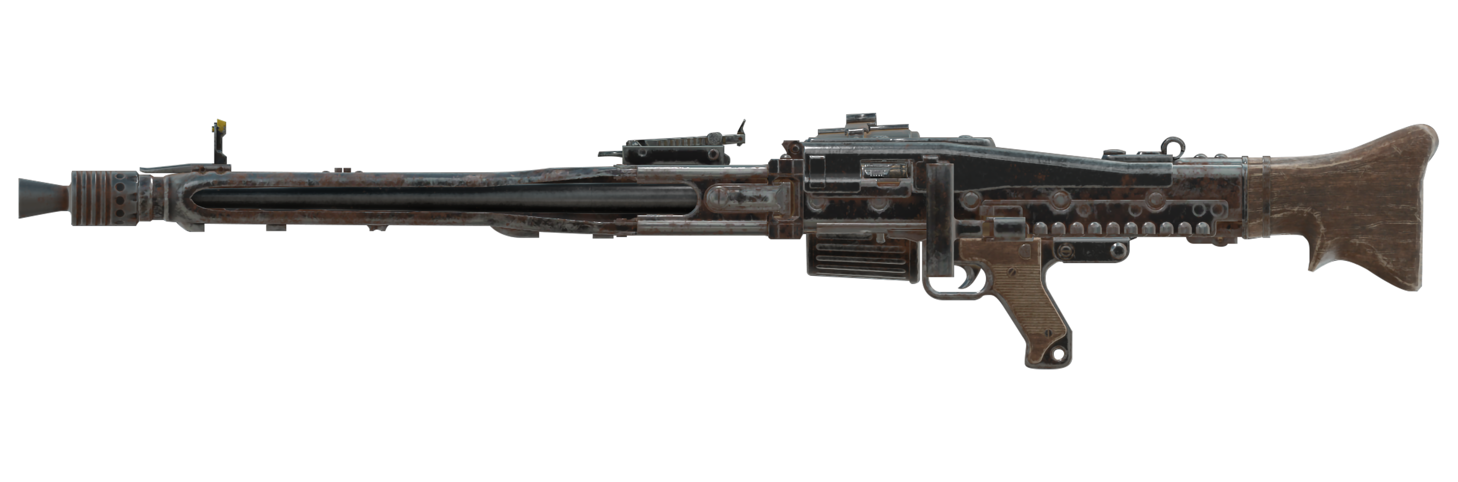 Light machine gun (Fallout 76) | Fallout Wiki | FANDOM
