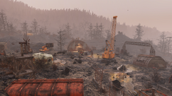 FO76 AMS testing site