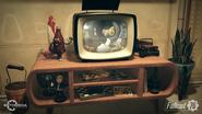 Fallout76 Teaser TV