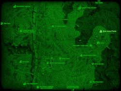 FO4 Дом семьи Руков (карта мира)