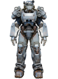 FO76 T-60 power armor