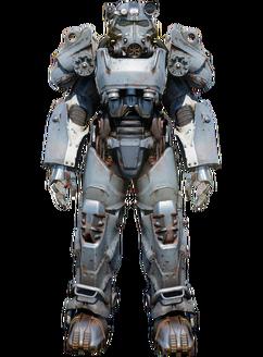 FO76 T-60 power armor