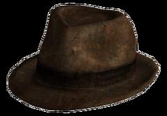 Fancy gambler hat male