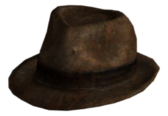 Fancy gambler hat male