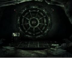 Vault 89 entrance